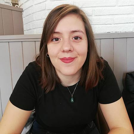 Claudia Balseiros. Enfermera