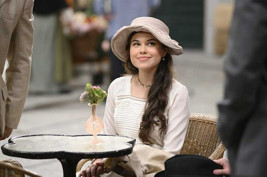Anabel Bacigalupe, la hija de Marcos