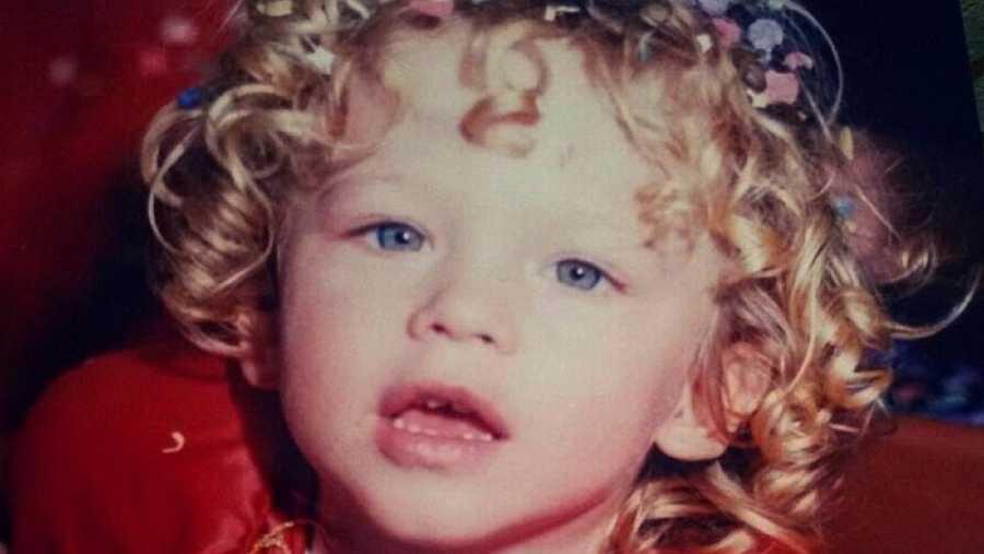 Jesús de OT 2020 cuando era bebé