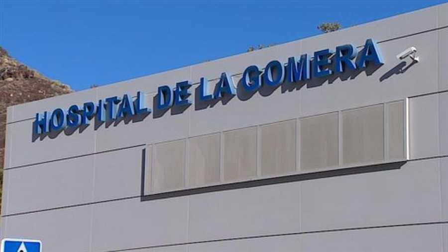 Hospital de La Gomera.