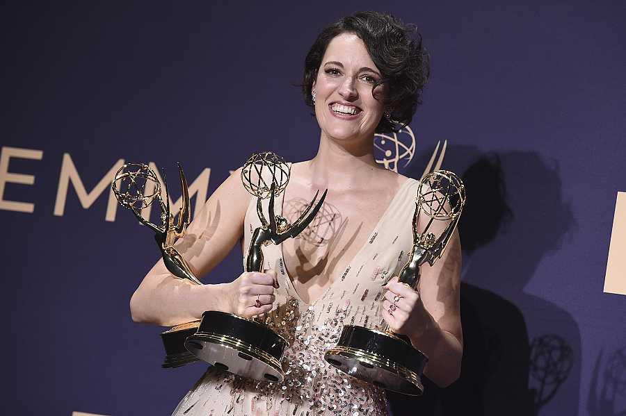 Phoebe Waller Bridge, orgullosa de todos los premios Emmy de 'Fleabag'