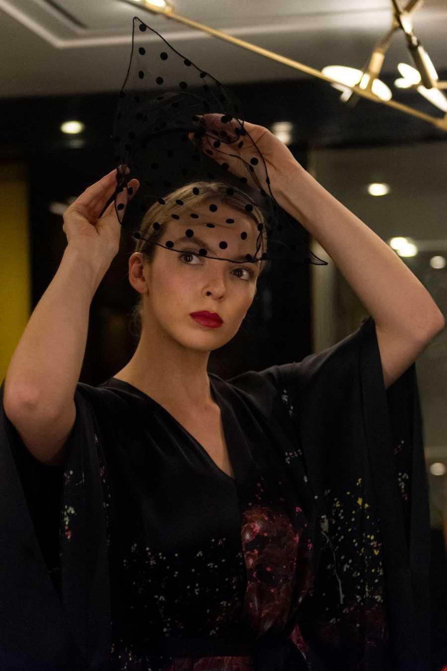 La asesina se vestirá de negro en uno de los momentos más importantes de la serie