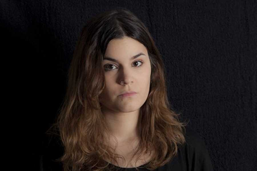 Retrato de Elvira Sastre