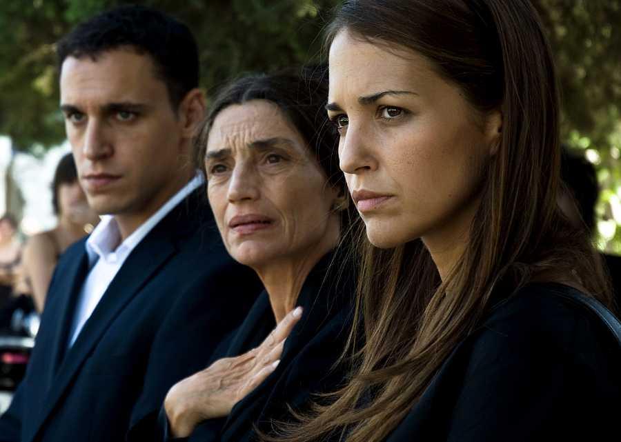 Ricard Sales, Ángela Molina y Paula Echevarría en 'Gran Reserva'