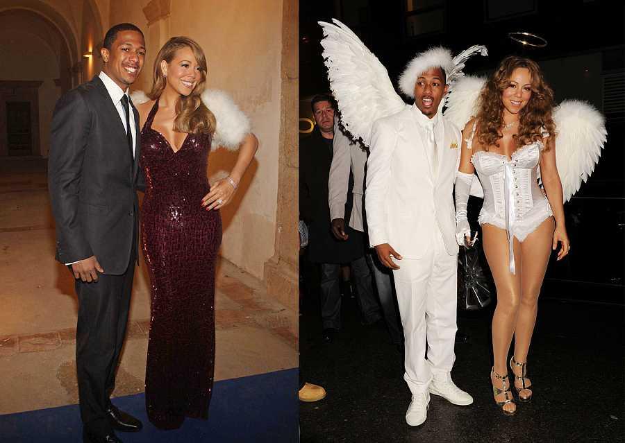 Mariah tiene dos hijos junto al que fue su segundo marido, Nick Cannon