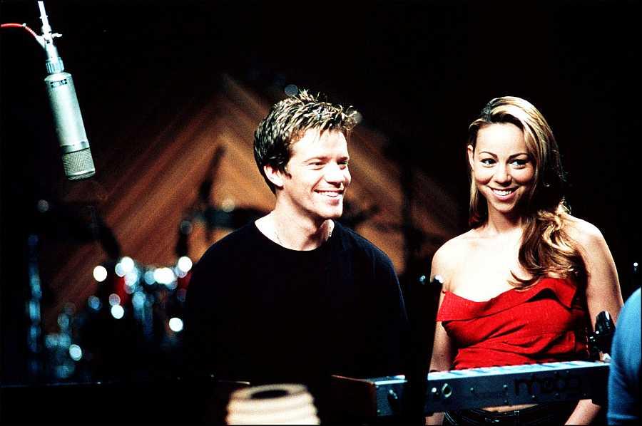 Mariah Carey protagonizó la película 'Glitter' en el año 2001