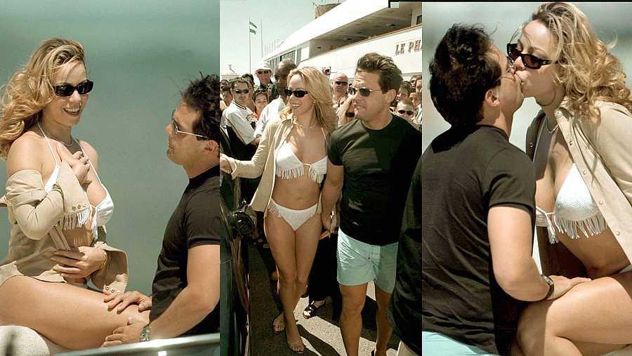 La cantante mantuvo una relación con Luis Miguel entre 1999 y 2001