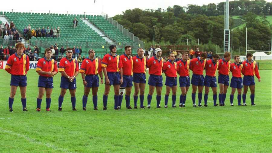 Selección española de rugby