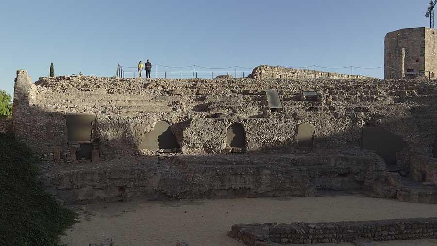 Circo romano en Tarragona