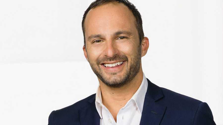 Dean Vuletic, autor del libro