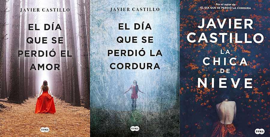 El escritor malagueño Javier Castillo encabeza la lista de los más vendidos