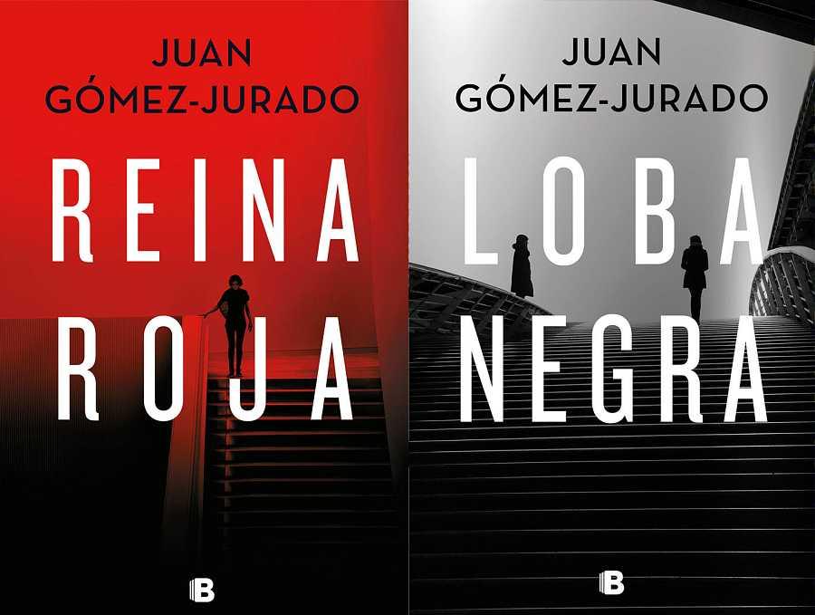 La bilogía de Juan Gómez Jurado se vende junta o por separado y arrasa en ambos formatos