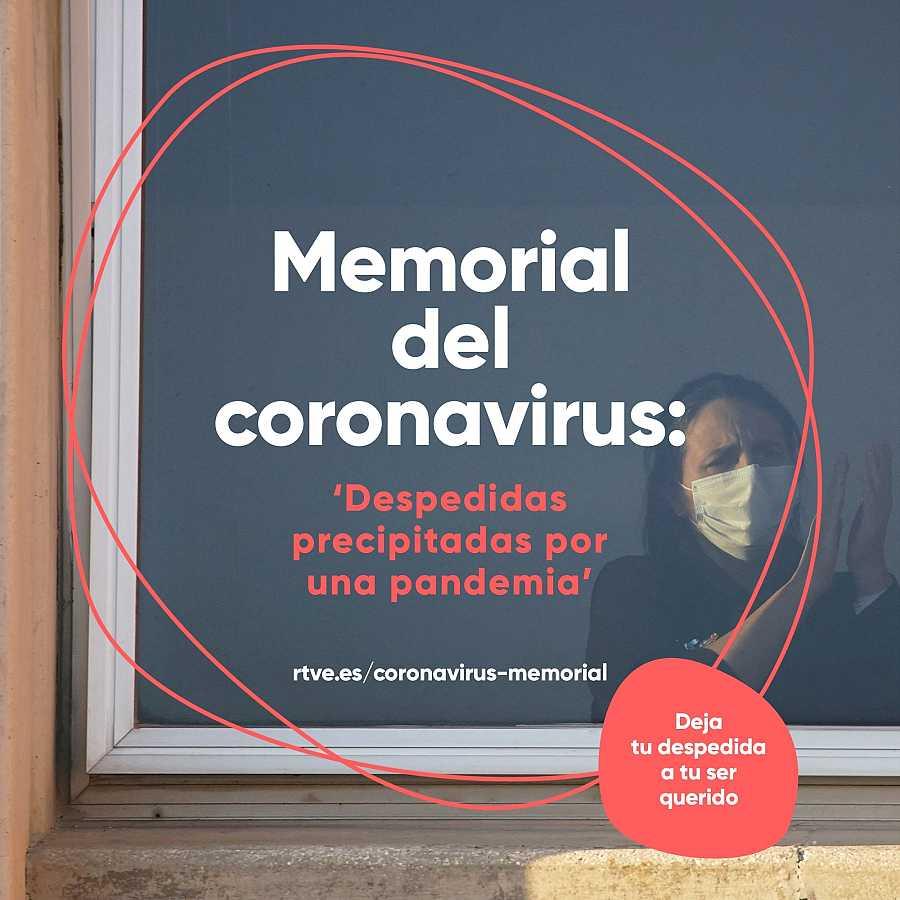 RTVE Digital rinde homenaje a las víctimas del coronavirus con un memorial colaborativo