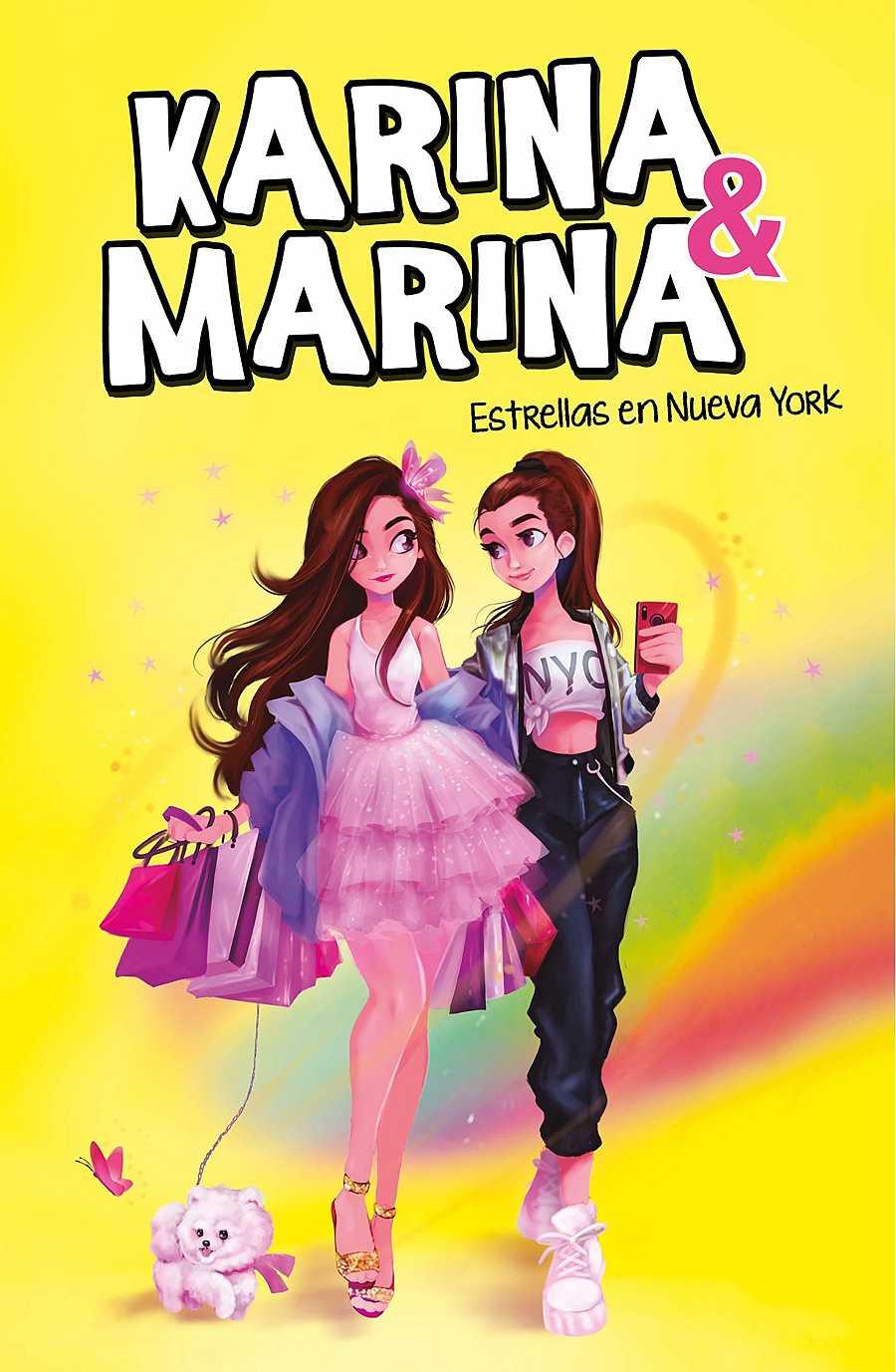 'Karina y Marina', una saga orientada a las adolescentes