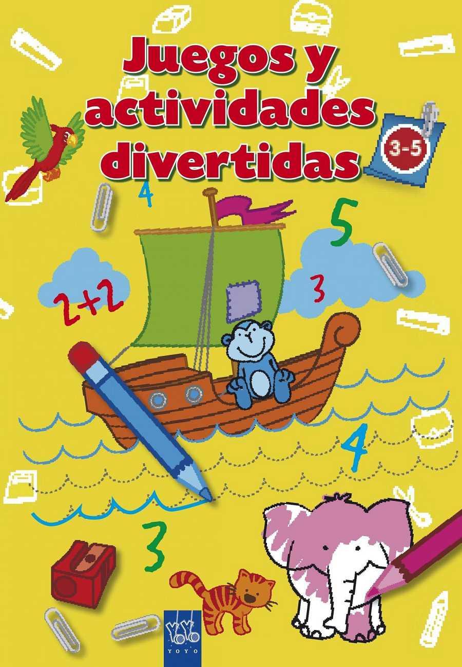 Juegos y actividades para los más pequeños