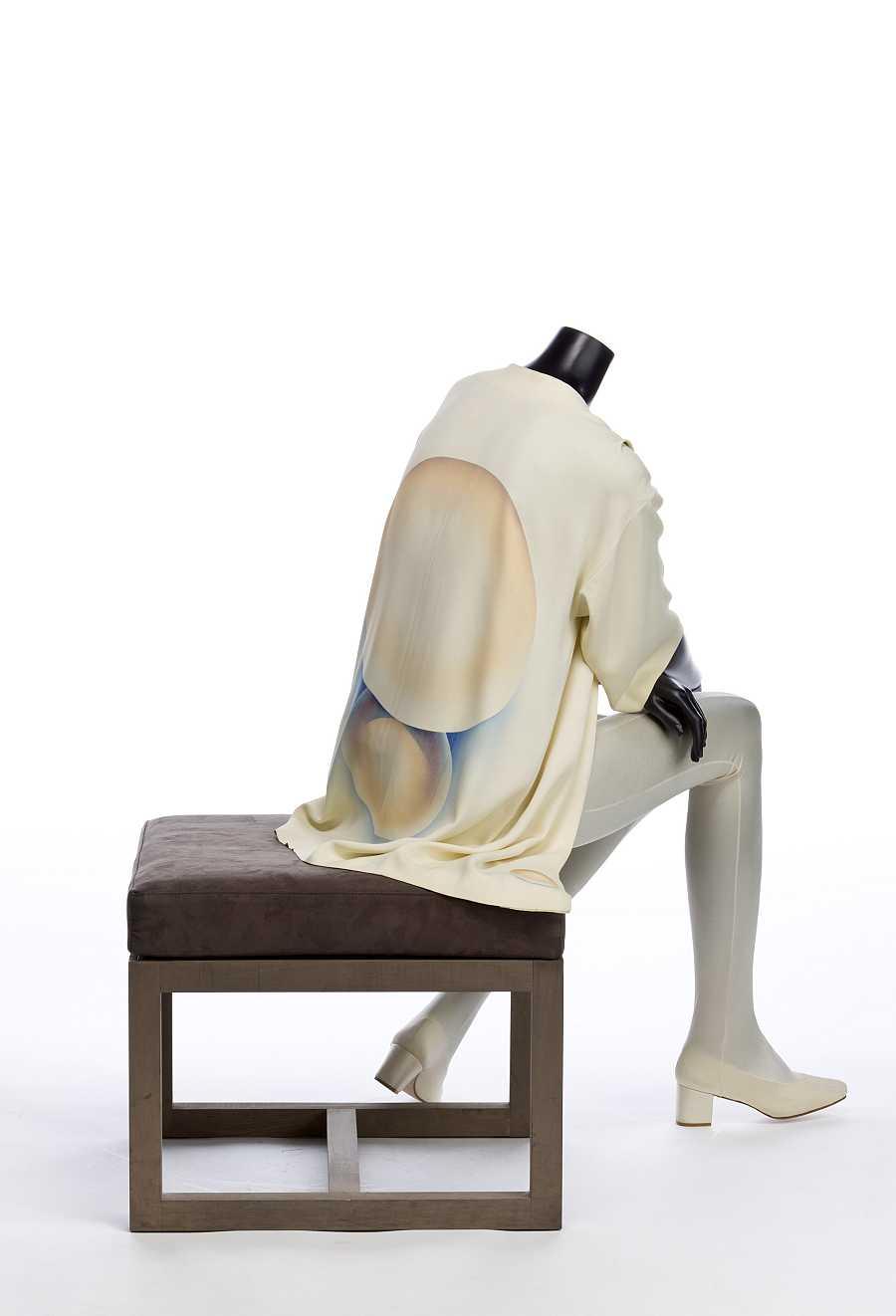 Blusón y pantalón de Juanjo Rocafort