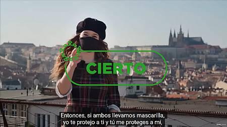La República Checa aconseja que toda la población use mascarillas