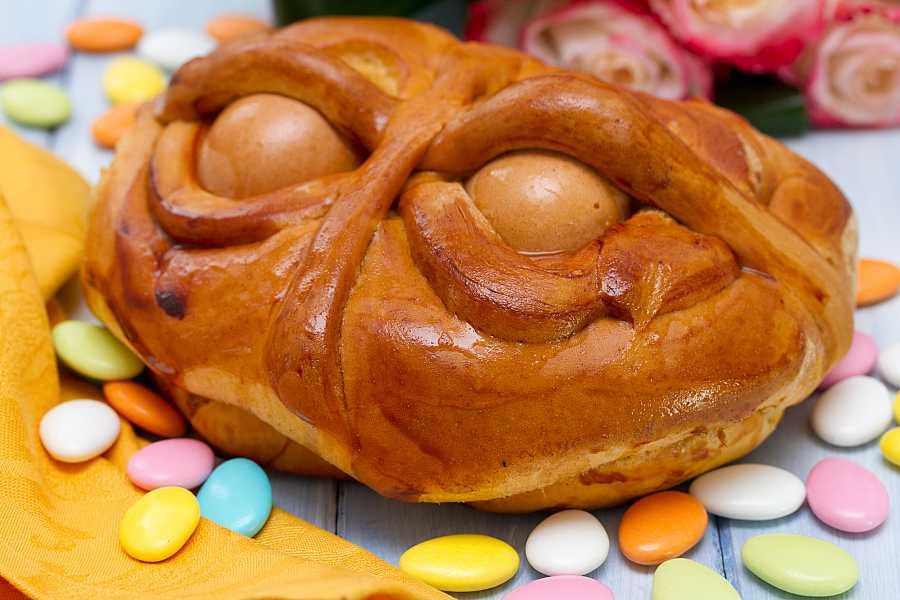 La mona de Pascua simboliza el fin de las abstinencias de la Cuaresma