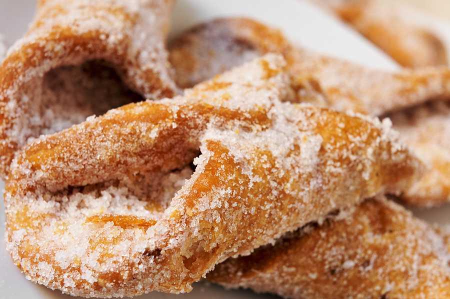 El pestiño es el dulce tradicional andaluz de la Semana Santa