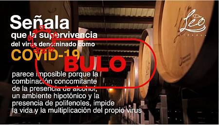 Un vídeo de una bodega mexicana afirma que el vino puede ser beneficioso contra el COVID-19