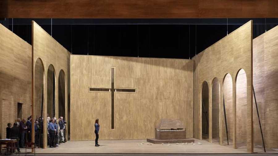 'I Capuleti e i Montecchi' (Capuletos y Montescos)