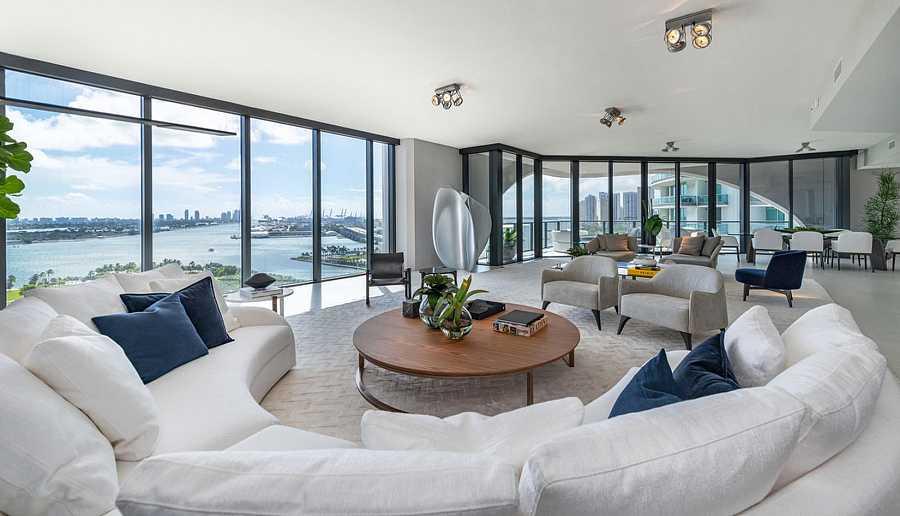 David Beckham ha pagado 25 millones de dólares por esta lujosa casa en un edificio de Miami