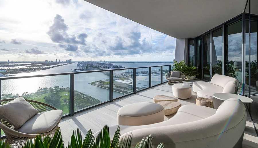 Las vistas de la nueva casa de David Beckham