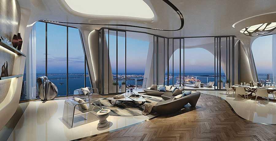 La mansión de David Beckham cuenta con una cristalera que da a unas preciosas vistas