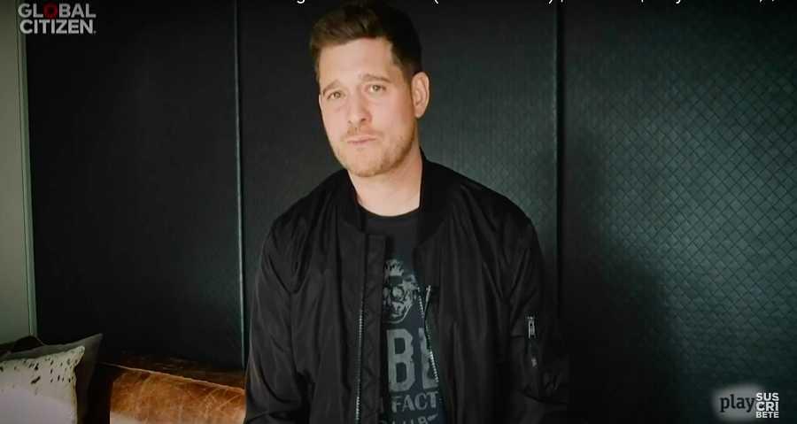 Michael Bublé versiona a los Beach Boys en el 'One World: Together At Home'