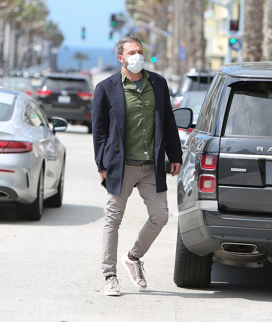 Ben Affleck en Los Ángeles, California
