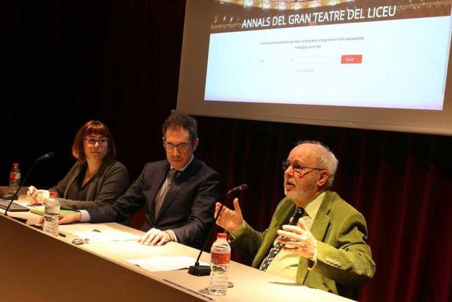 Jaume Tribó, maestro apuntador del Teatro