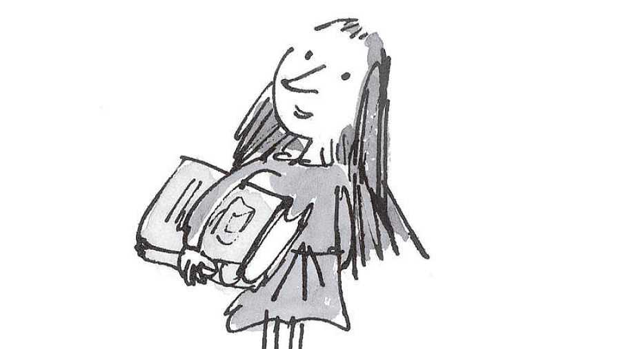 Matilda, la protagonista más inteligente y divertida de Roald Dahl