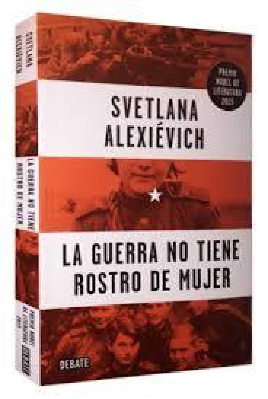 Svetlana Alexievich,