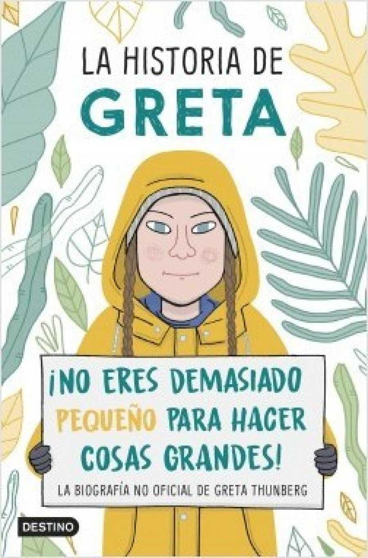 Biografía no oficial de Greta Thunberg