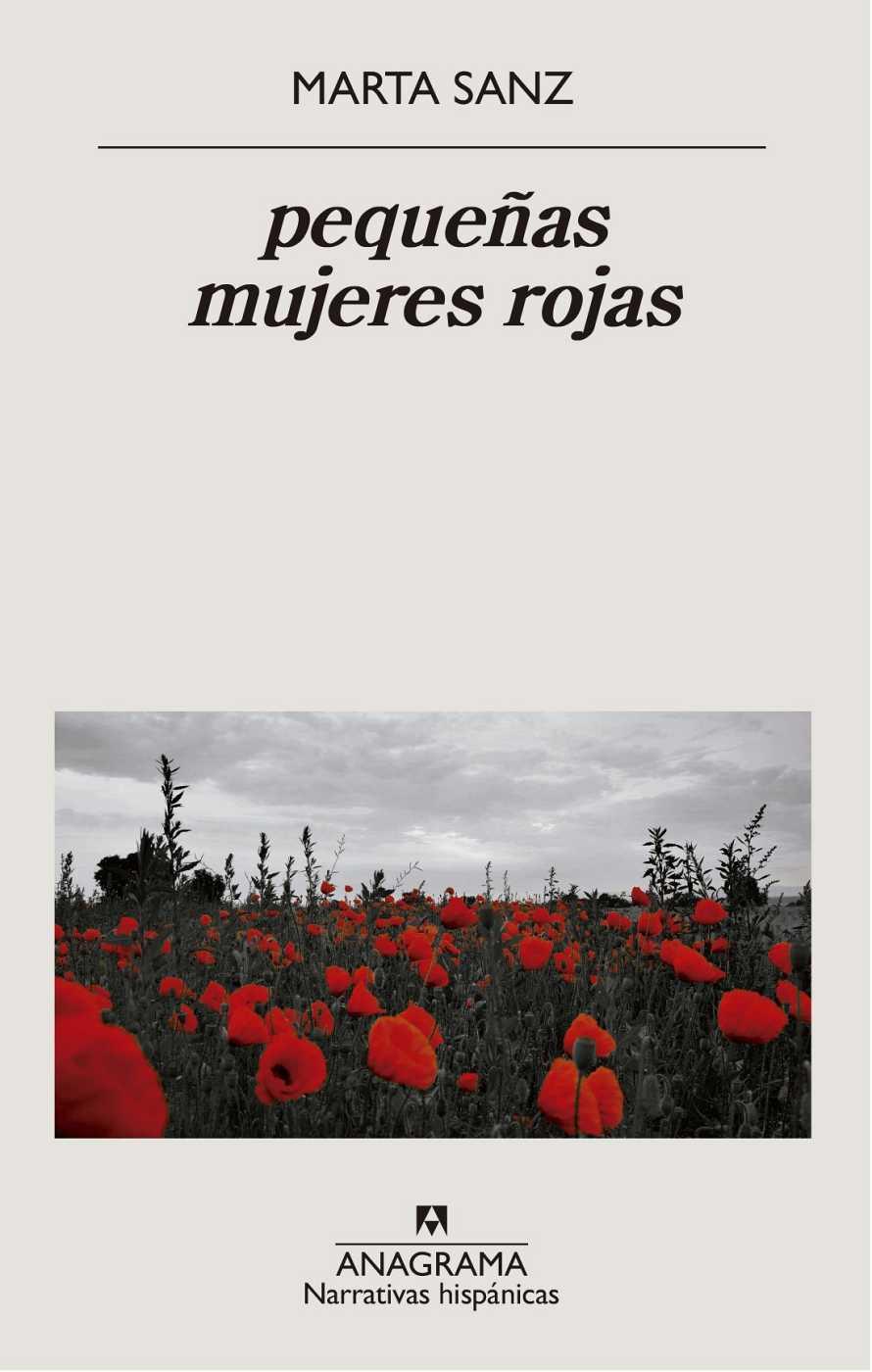 'pequeñas mujeres rojas' cierra la trilogía del detective Arturo Zarco de Marta Sanz