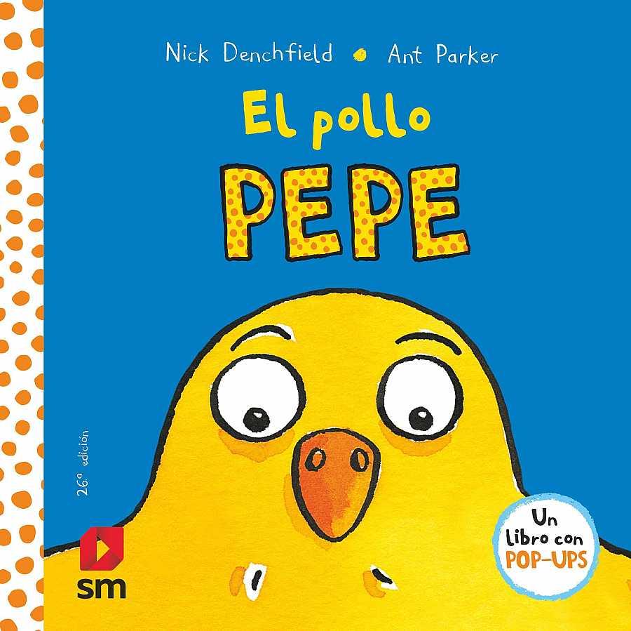 'El pollo Pepe', superventas desde 1998