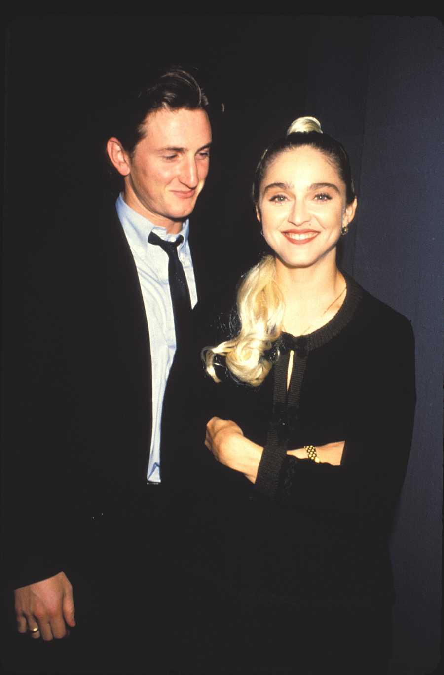 La relación de Madonna y Sean Penn despertó rumores de violencia de género por parte del actor