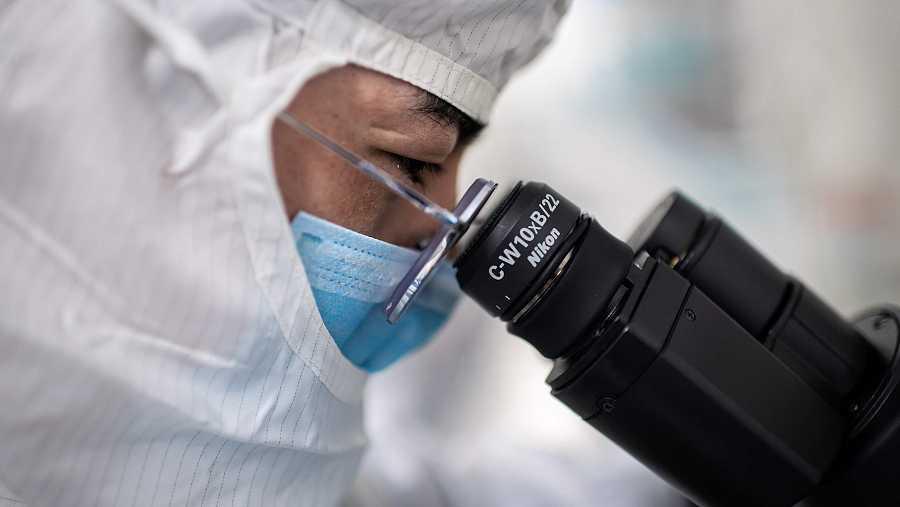 Los proyectos de vacuna más avanzados se encuentran en China y Estados Unidos.