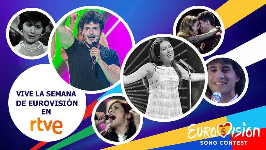 Vive la Semana de Eurovisión en RTVE Digital