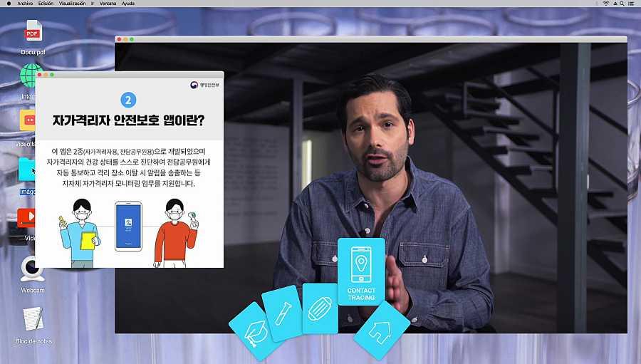 Corea del Sur no se libra de tener que hacer frente a rebrotes puntuales del coronavirus.