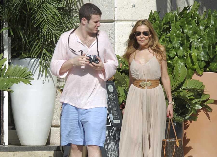 Álex y Ana en las calles de Miami.