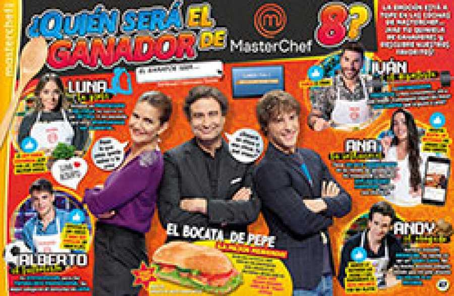 Revista Clan Mayo 2020 - Página Masterchef