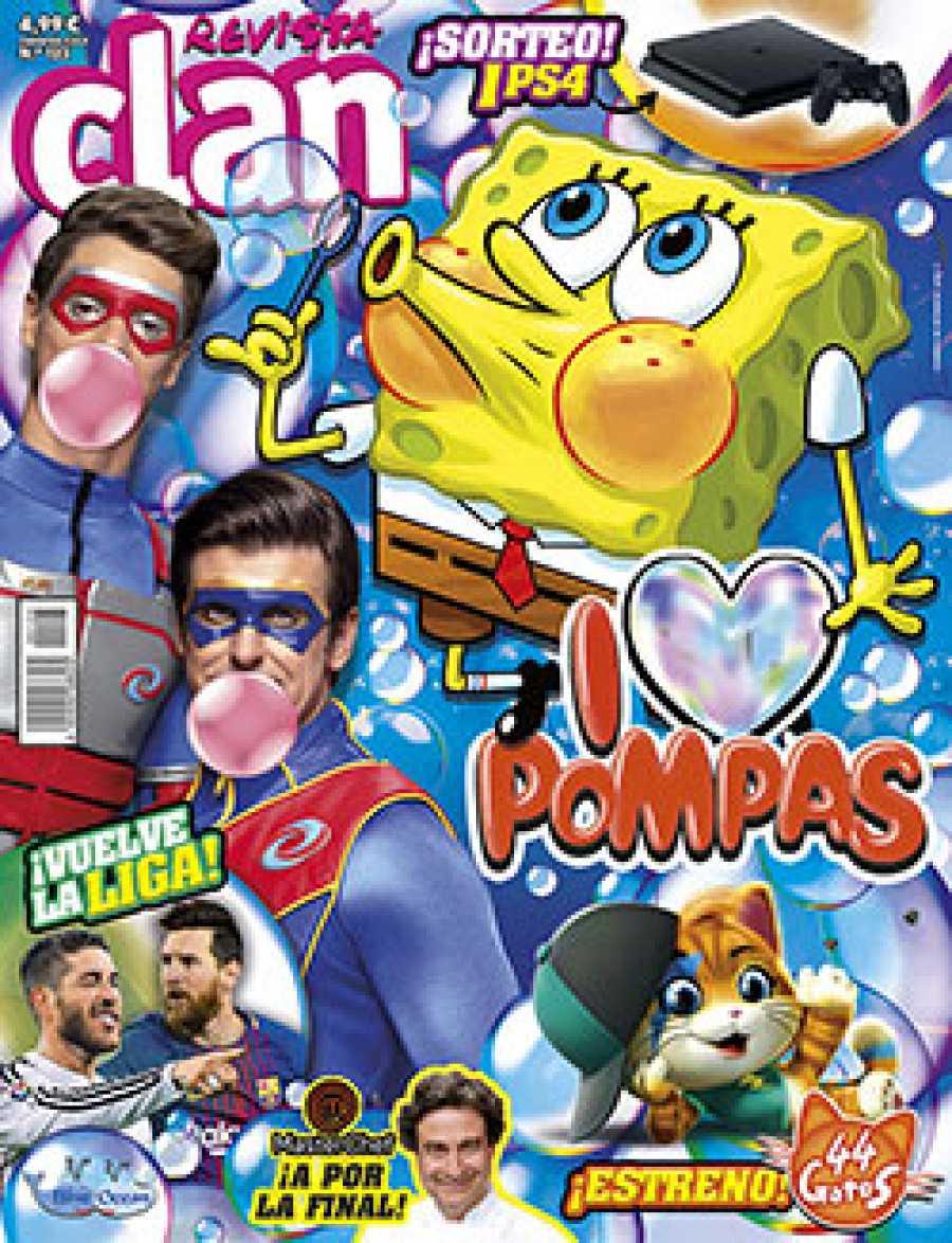 Revista Clan Mayo 2020 - Portada Revista