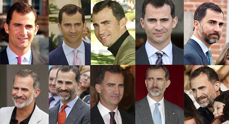 El cambio del rey Felipe IV, de 2004 hasta hoy