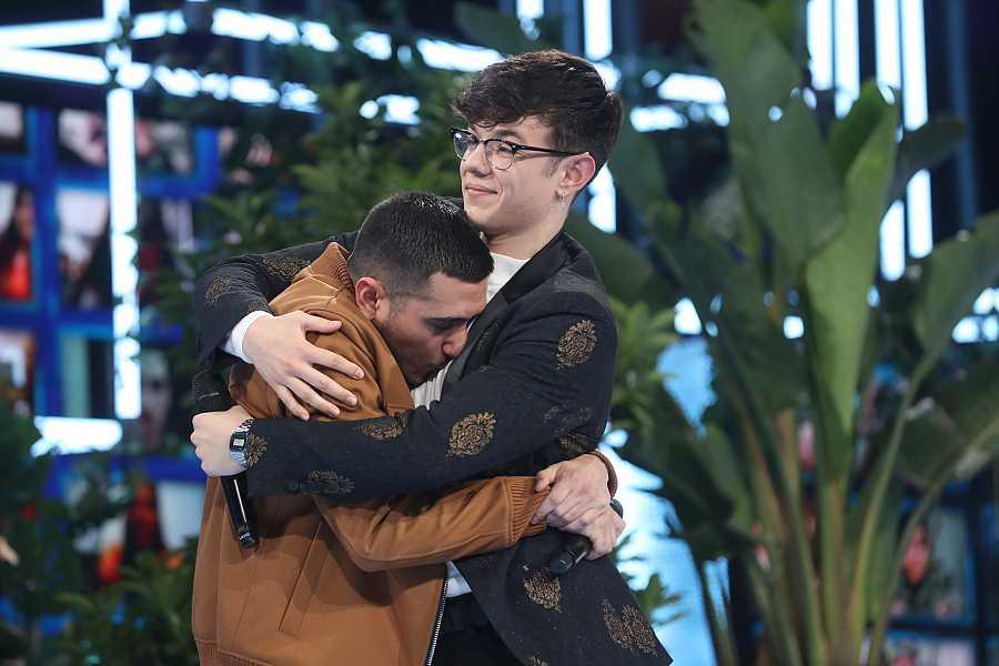 Bruno y Flavio: uno de los dos dirá adiós al concurso