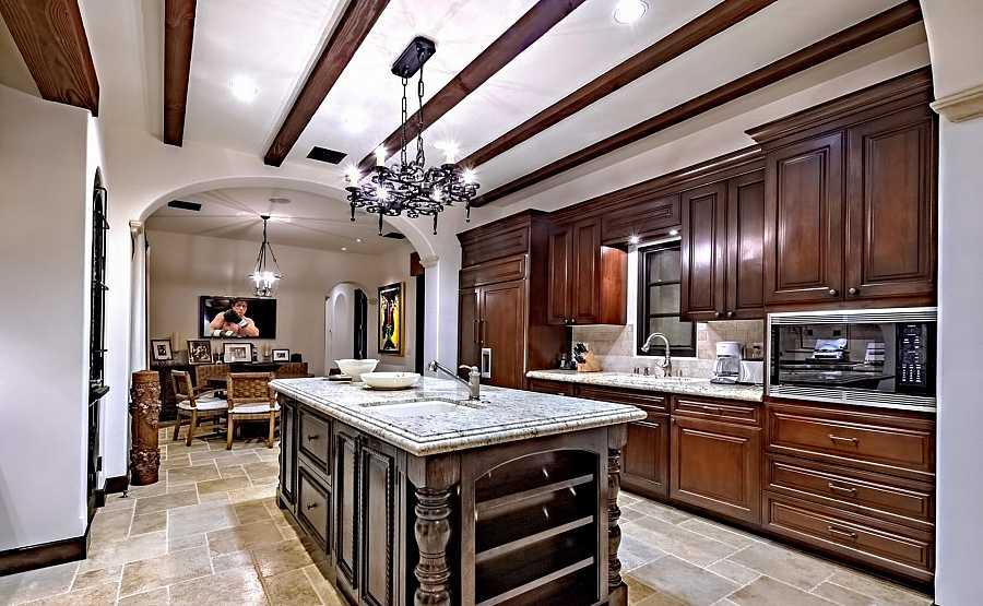 Stallone vende su mansión