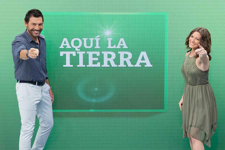 Quico Taronjí e Isabel Moreno
