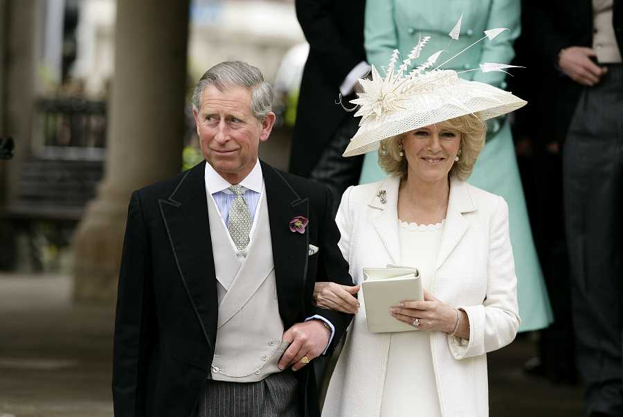 Boda real del príncipe Carlos de Inglaterra y Camilla Parker Bowles, duquesa de Cornwell