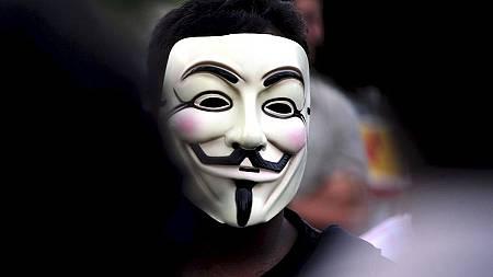 Careta de Anonymous
