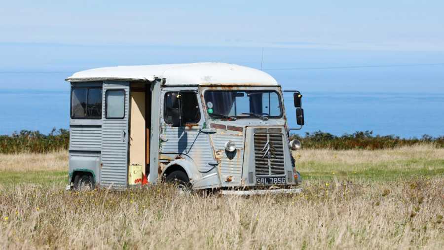 Cualquier tipo de caravana es útil para viajar de forma low cost
